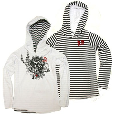 Deadly Reversible Hoody