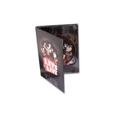 Lets Live DVD
