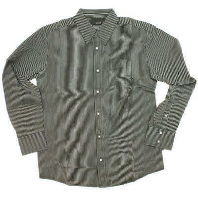 One and Only Stripe L/S Woven Shirt