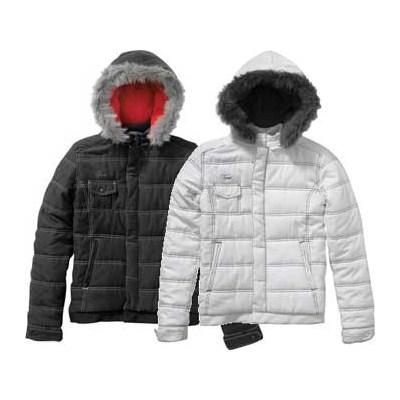 Fur Hood Girls Jacket