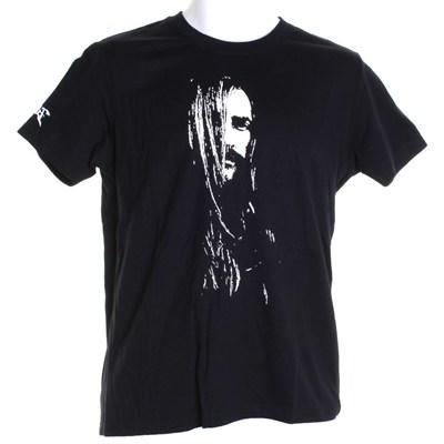 Haslam Slim S/S T-Shirt - Black