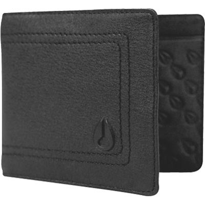 Clip Leather Bifold Wallet