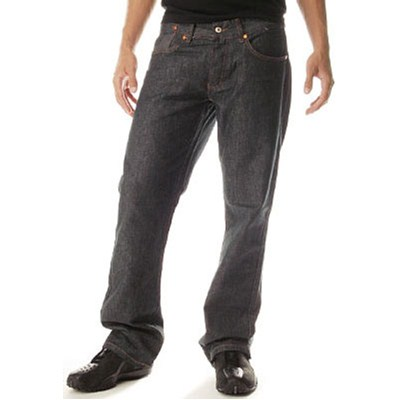 Haze Jeans - Charcoal Denim