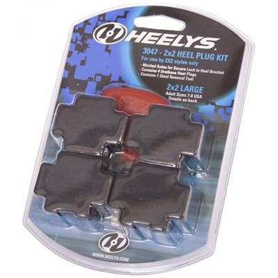 Tool and '2x2' Heel Plugs