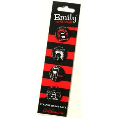 Electro Rock Badges
