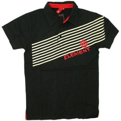 Jackson Black S/S Polo Shirt