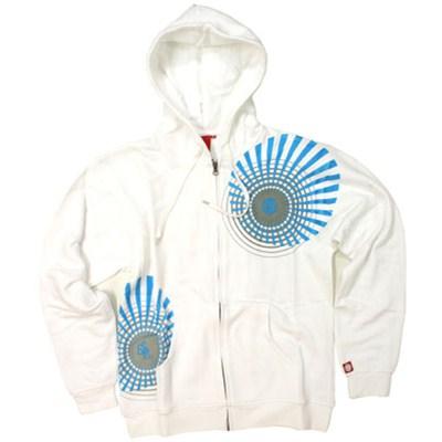 Spiral Zip Hoody