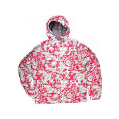 Sherba Geo Grey Print Jacket