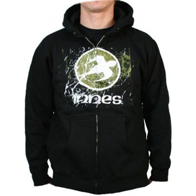 Mess Zip Hoody