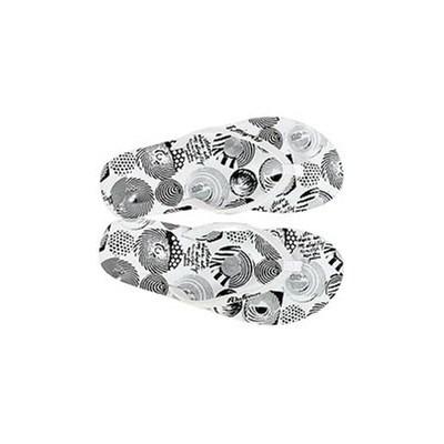 Volca Dot Girls White Synthetic Creedler Sandals