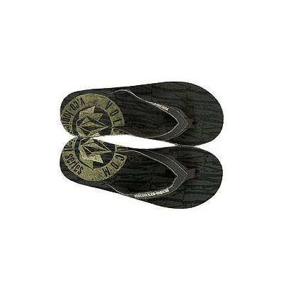 V.Co-Logical Vintage Black Creedler Sandals