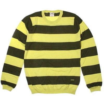 Dragan Celery Green Sweater