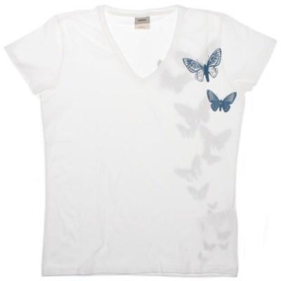 Butterflies S/S Girls Tee