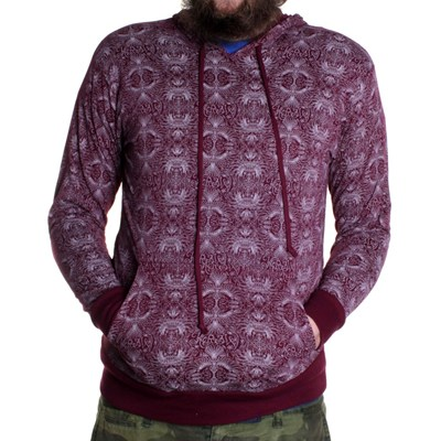 Ornate Lite Zip Hoody