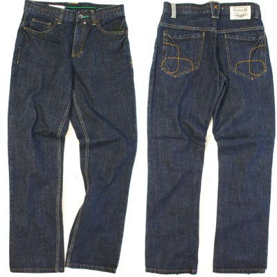 One and Only Rinse Wash Denim Jean