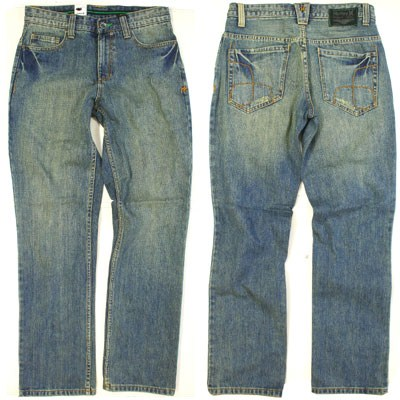 One and Only Dirt Wash Denim Jean
