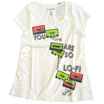 Lo-Fi Melody Girls S/S Tee