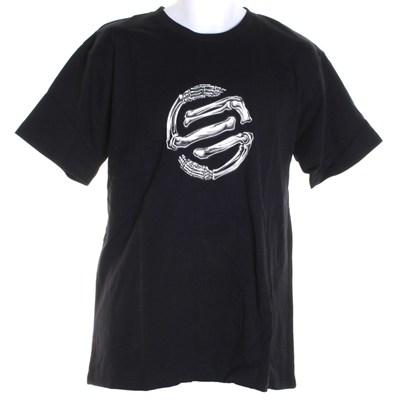 Bone Knot S/S T-Shirt - Black