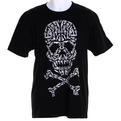 Shoe Skull S/S Slim Fit T-Shirt