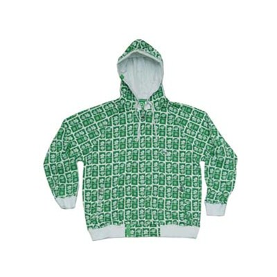 Fertile Grounds Zip Hoody