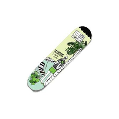 Danny Montoya Refresh Skateboard Deck