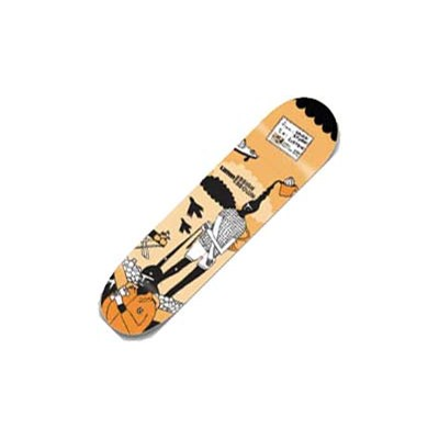 Brian Brown Refresh Skateboard Deck