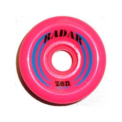 Zen Pink Roller Skate Wheels
