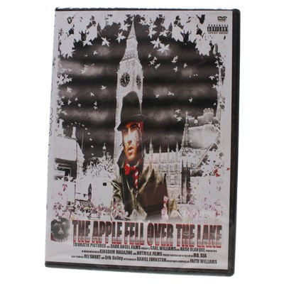The Apple Fell Over The Lake DVD