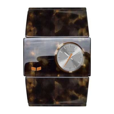 Rosewood Acetate Tortoise/Tortoise/Silver Girls Watch RSA003