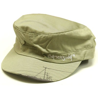 Pile On Military Cap