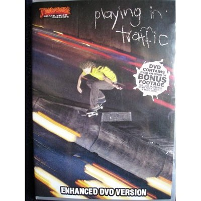 Playing in Traffic DVD