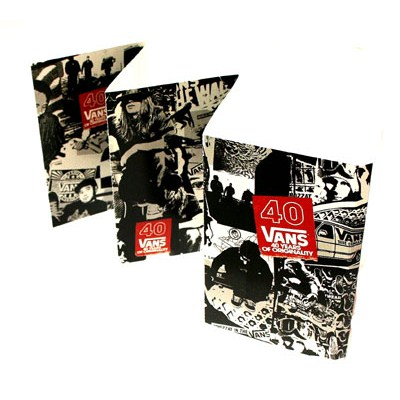40 Years Postcard Pack