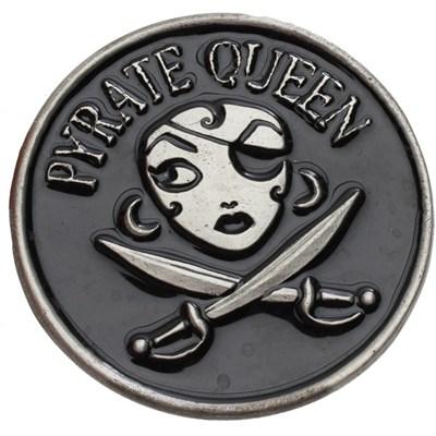 Pirate Queen Buckle
