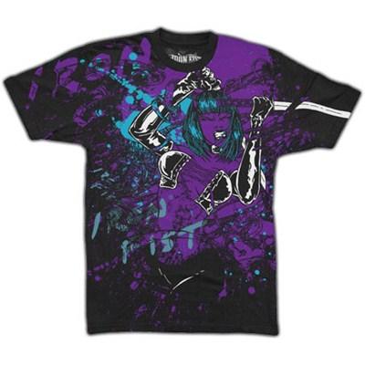 Ninja Bitch S/S T-Shirt - Black