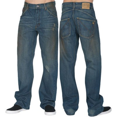 Ergo Beat to Hell Wash Jeans