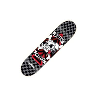 Shaun White Dog Bones Skateboard Deck