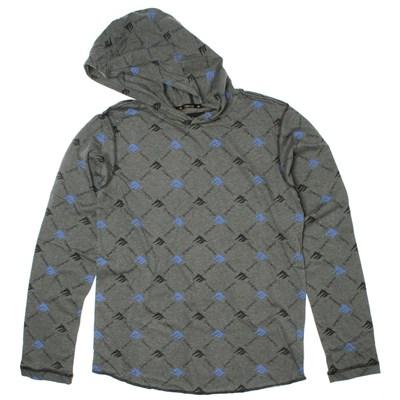 Flipside L/S Hooded Knit Shirt