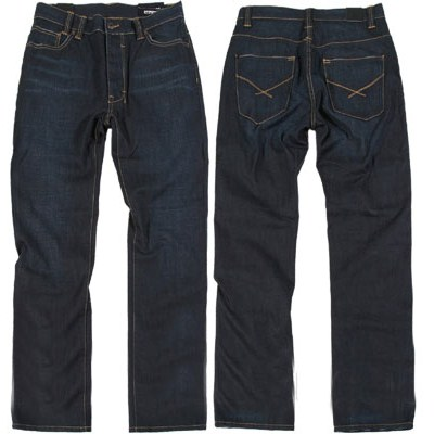 Mr Indigo O'Bleek Used Indigo Jeans