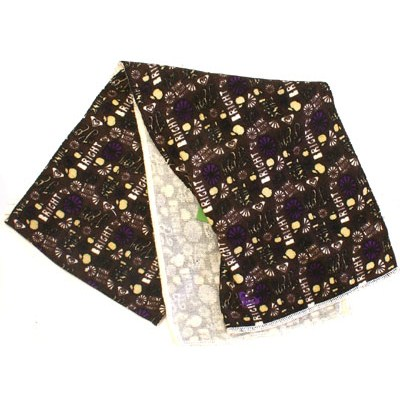 Helena Sparking Grape Scarf