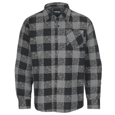 Graff Buff Plaid L/S Flannel Shirt