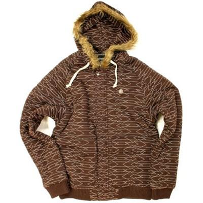 Thunder Fleece Zip Hoody