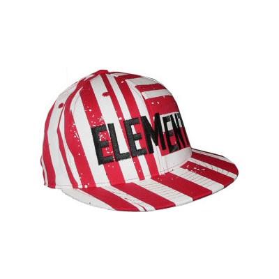 Cain Red Flexfit Cap