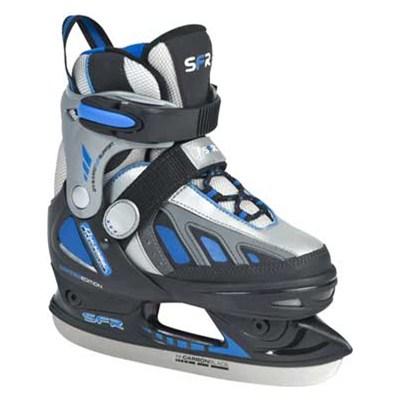 075 Boys Adjustable Ice Skates
