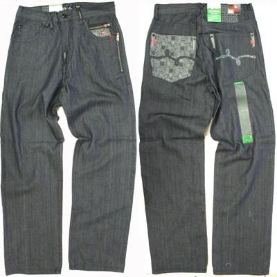 High Resolution Classic 47 Black Wash Jean