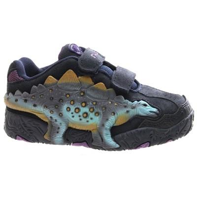 3D X10 Stegosaurus Toddler/Kids Shoe