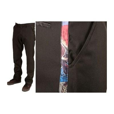Oddjob Tuxedo Pants