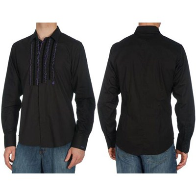 Vice Versa L/S Tuxedo Shirt
