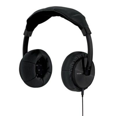 Master Blaster All Black Headphones