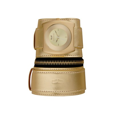 Quartersleve Gold/Gold/Gold Watch QS004