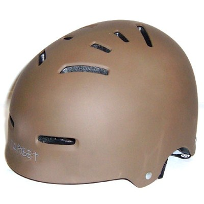 v2 Matt Chocolate Helmet